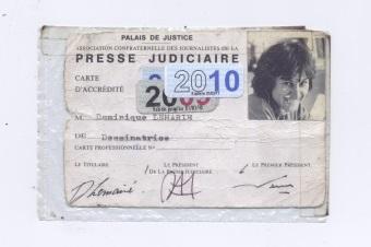 Rencontre-dédicace avec Dominique Lemarié |