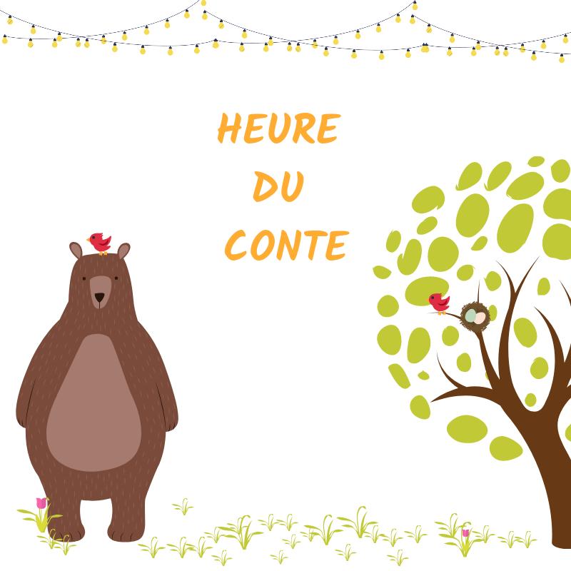 L'HEURE DU CONTE |